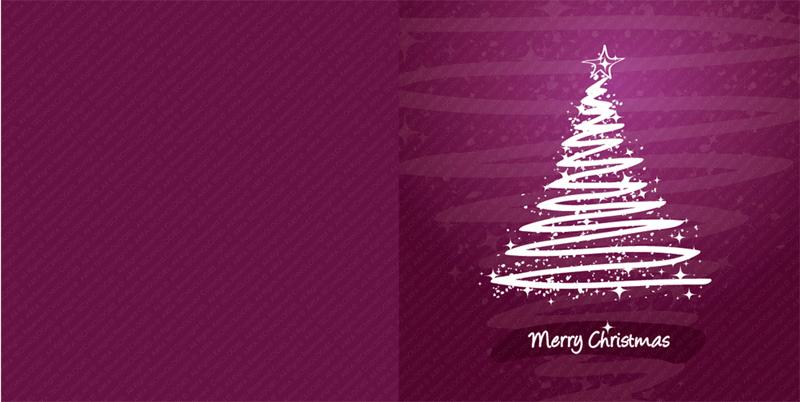 Christmas Greeting Cards Design.Birthday Cards Design Corporate Greeting Card Design